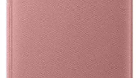 Pouzdro na mobil flipové Samsung pro Galaxy Note 8 (EF-NN950P) (EF-NG950PPEGWW) růžové