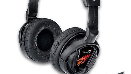 Mikrofon/sluchátka Genius HS-G500V (Gaming) USB