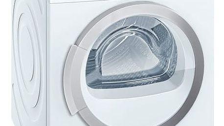 Sušička prádla Siemens WT45W460BY bílá + DOPRAVA ZDARMA