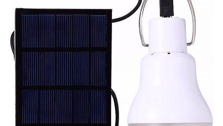Žárovka se solárním napájením