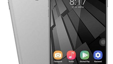 Mobilní telefon Umax VisionBook P55 LTE (UMM200P55) šedý Software F-Secure SAFE, 3 zařízení / 6 měsíců v hodnotě 979 Kč