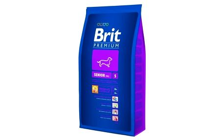 Brit Premium Dog Senior S 8 kg