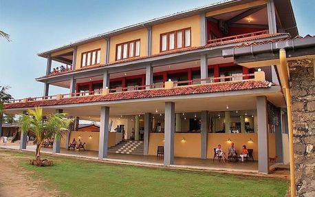 Srí Lanka, Koggala, letecky na 11 dní all inclusive