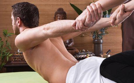 Úleva od bolavých zad, díky hloubkové masáži