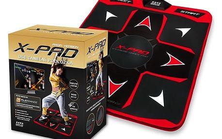 Taneční podložka X-Pad PROFI Version + DOPRAVA ZDARMA