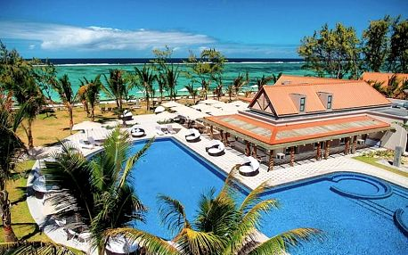 Mauritius, Belle Mare, letecky na 9 dní all inclusive