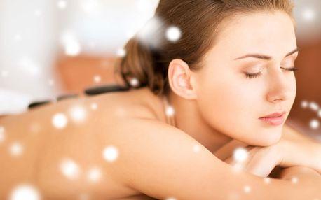 Naprosté uvolnění: masáž dle výběru z 5 druhů