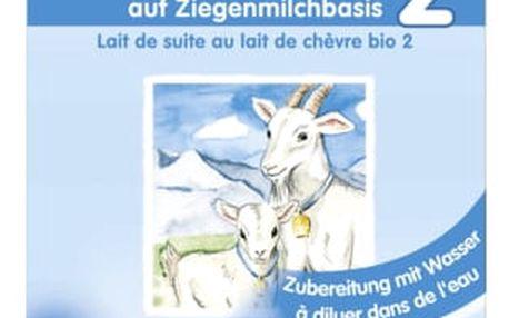 HOLLE Baby Bio 2 Výživa na bázi kozího mléka 400 g