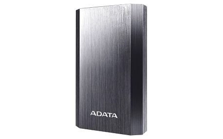 Power Bank ADATA A10050 10050mAh (AA10050-5V-CTI) šedá