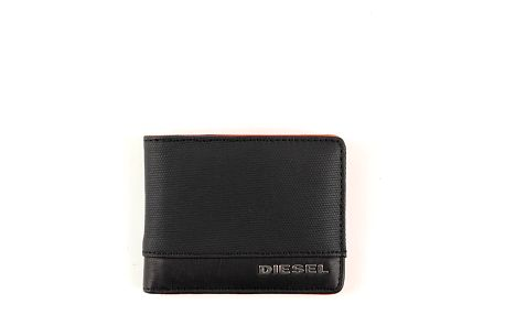 Peněženka Diesel Neela Xs - Wallet Černá