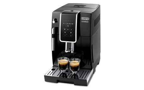 Espresso DeLonghi Dinamica ECAM 350.15B černé + DOPRAVA ZDARMA