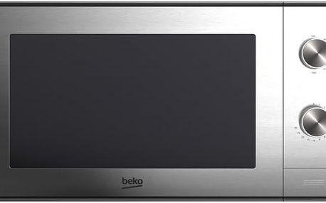 Mikrovlnná trouba bez grilu Beko MOC 20100 S