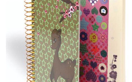 Zápisník Mon Petit Art Bambi