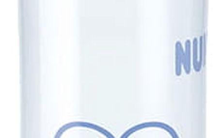 NUK New Classic Láhev Love PP 250 ml, silikon, velikost 2, (6-18 m), M – modrá
