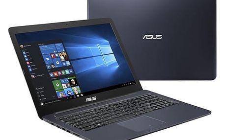 Notebook Asus R517SA-XO208T (R517SA-XO208T) modrý Software Microsoft Office 365 pro jednotlivce CZ + Software F-Secure SAFE, 3 zařízení / 6 měsíců + Monitorovací software Pinya Guard - licence na 6 měsíců v hodnotě 2 278 Kč + DOPRAVA ZDARMA