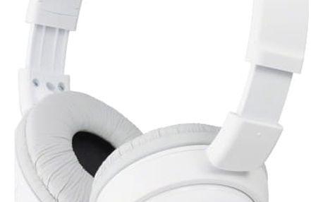 Sluchátka Sony MDRZX110W.AE (MDRZX110W.AE) bílá