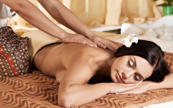 Uvolňující hodinová masáž, jakou si vyberete