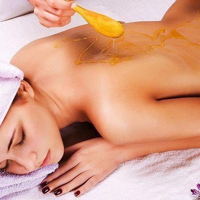 Uvolňující masáže dle výběru: 30 nebo 90 minut