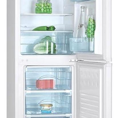 Kombinace chladničky s mrazničkou Goddess RCD0145GW8 bílá + DOPRAVA ZDARMA
