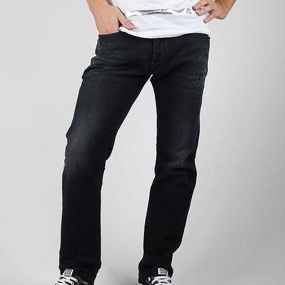 Džíny Diesel Akee L.32 Pantaloni Černá