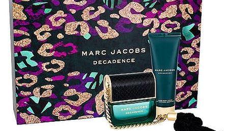 Marc Jacobs Decadence EDP dárková sada W - EDP 50 ml + tělové mléko 75 ml