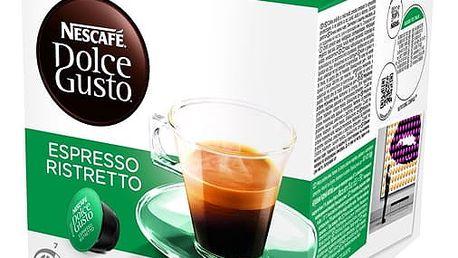 Kapsle pro espressa Nescafé Dolce Gusto Espresso Ristretto 16 ks