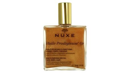 NUXE Huile Prodigieuse Or Multi Purpose Dry Oil Face, Body, Hair 100 ml tělový olej tester pro ženy