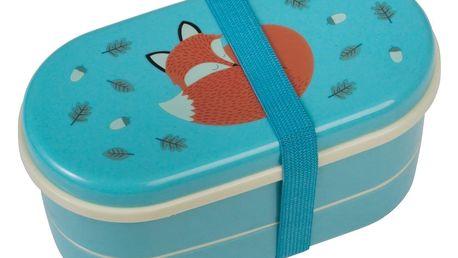Dětský svačinový box Rex London Rusty The Fox