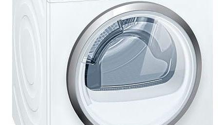 Sušička prádla Siemens WT47W540BY bílá + DOPRAVA ZDARMA