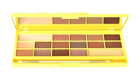 Makeup Revolution London I Heart Makeup Naked Chocolate Palette 22 g oční stín W