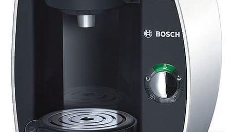 Espresso Bosch Tassimo TAS4011EE černé/stříbrné