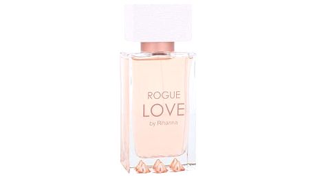 Rihanna Rogue Love 125 ml EDP W