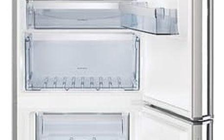 Kombinace chladničky s mrazničkou AEG S83920CMXF stříbrná/nerez + DOPRAVA ZDARMA