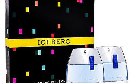 Iceberg Effusion Man EDT dárková sada M - EDT 75 ml + voda po holení 75 ml