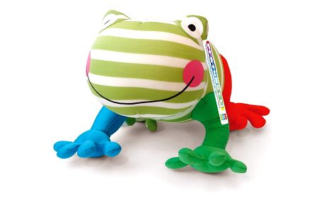 Voňavý polštářek Tnet Profumotto Frog
