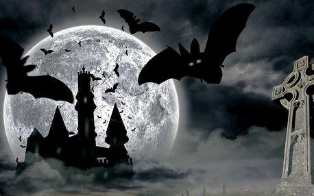 Komnata hraběte Drákuly: únikovka až pro 5 hráčů