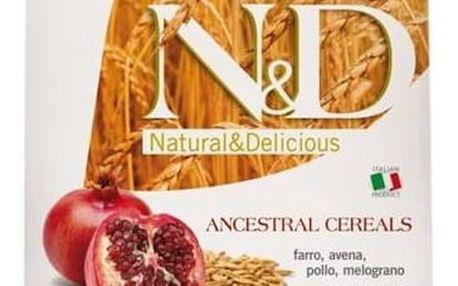 Granule N&D Low Grain DOG Adult Maxi Chicken & Pomegranat 12 kg + Doprava zdarma