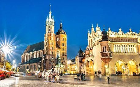 3–5denní wellness pobyt pro 2 se slevami i saunou v hotelu Daisy*** Superior v Krakově