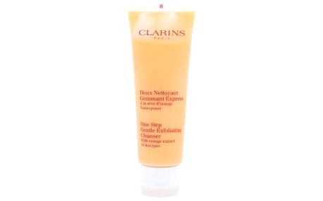 Clarins Cleansing Care One Step 125 ml peeling pro ženy