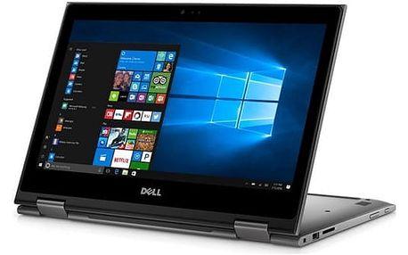 Notebook Dell 13z 5000 (5378) Touch (TN-5378-N2-312S) stříbrný + DOPRAVA ZDARMA
