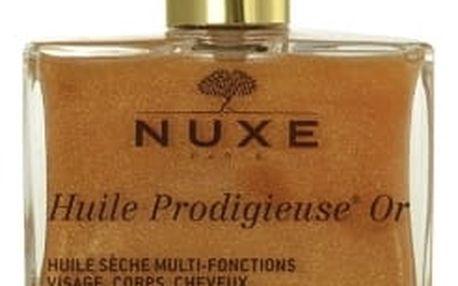 NUXE Huile Prodigieuse Or Multi Purpose Dry Oil Face, Body, Hair 100 ml tělový olej tester pro ženy