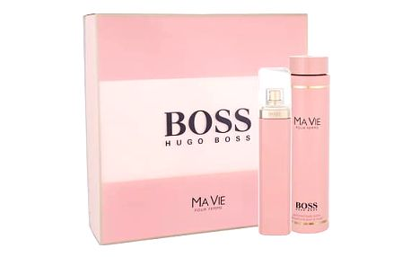 HUGO BOSS Boss Ma Vie Pour Femme EDP dárková sada W - EDP 75 ml + tělové mléko 200 ml