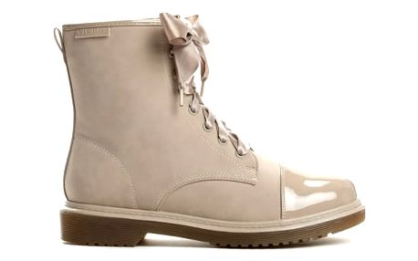 Dámské khaki kotníkové boty Donatella 6151