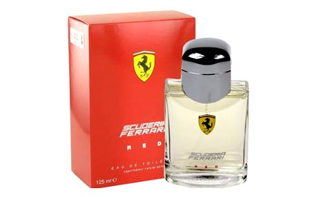 Ferrari Scuderia Ferrari Red 75 ml EDT M