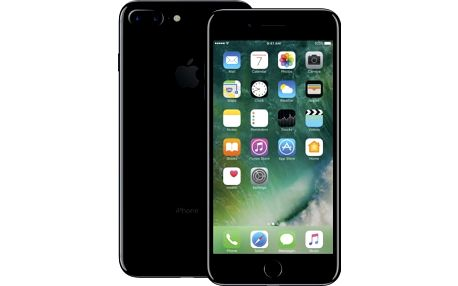 Apple iPhone 7 Plus 128GB, temně černá
