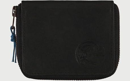 Peněženka O´Neill BM Sergeant Leather Wallet Černá