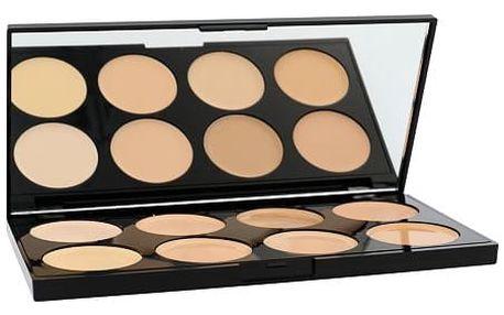 Makeup Revolution London Ultra Cover And Conceal Palette 10 g korektor Light W