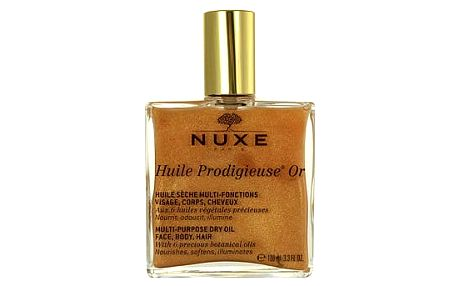 NUXE Huile Prodigieuse Or Multi Purpose Dry Oil Face, Body, Hair 100 ml tělový olej Tester W