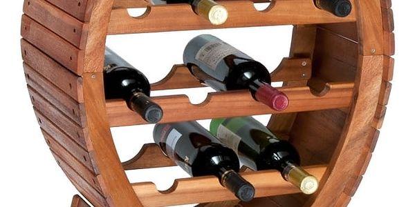 Stojan na víno D3913 Dekorhome