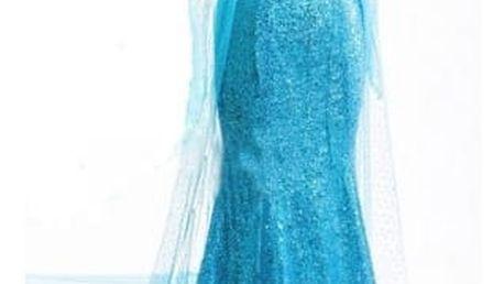 Šaty pro ledovou královnu